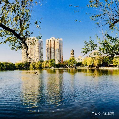 義烏綉湖公園