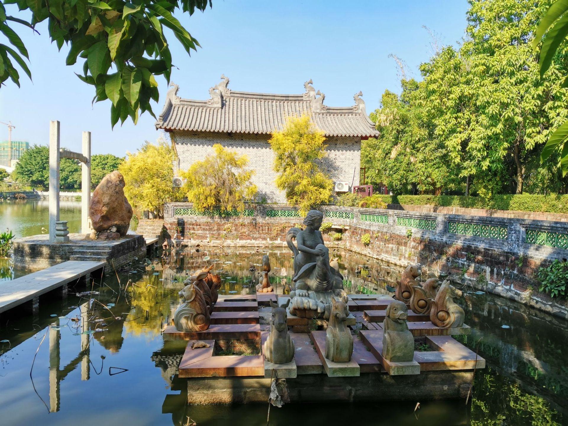 Yuan Chonghuan Memorial Park