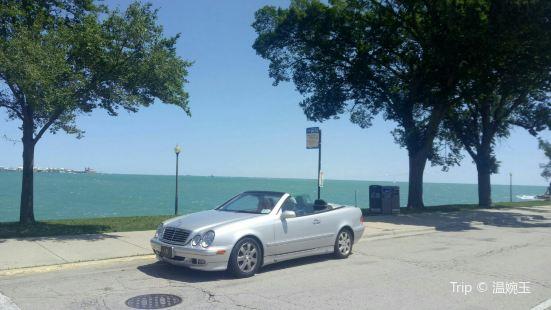 密西根湖 Lake Michigan