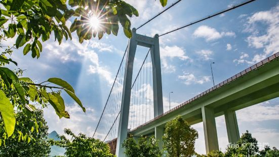 壩陵河大橋