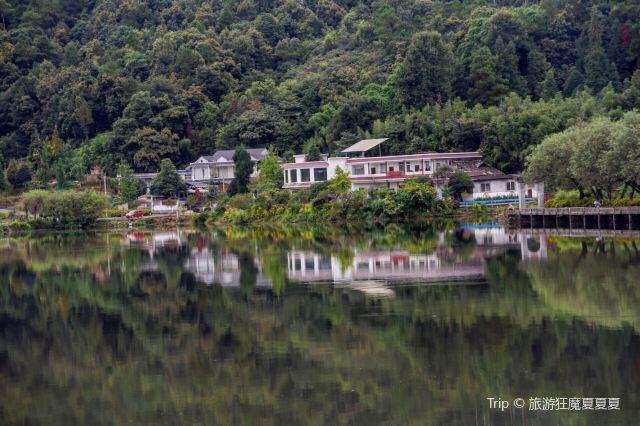 Qingyihu Tourism Scenic Area