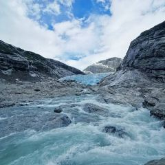 Breheimsenteret Glacier Center User Photo