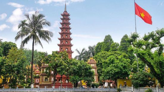 朝圣之地—仁寿祠    今天我和小伙伴打卡的圣地是越南海防市