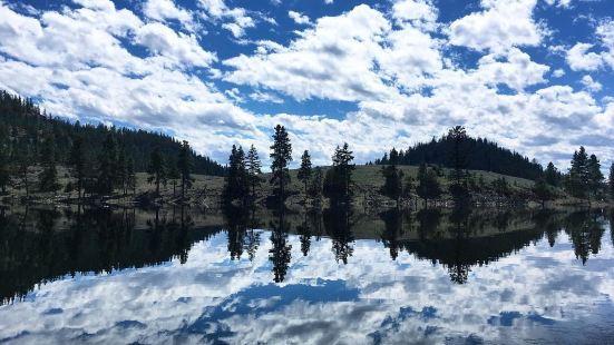 诗情画意的游玩宝地——Roche湖地址:7200 Roche