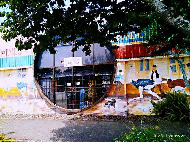 Katikati Murals