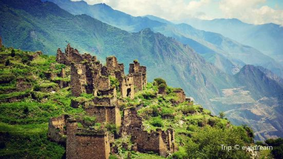 中國古羌城