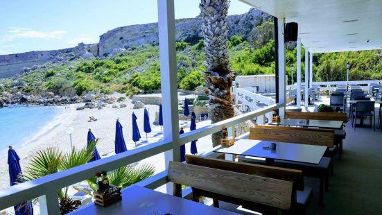 最具标配特色的马耳他海湾沙滩  作为马耳他最大的沙滩,Mel