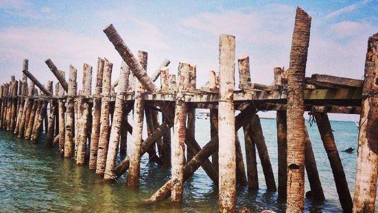 Pantai Pasir Hitam