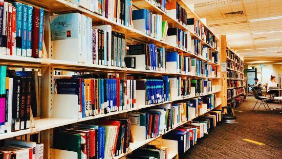 唐人街圖書館
