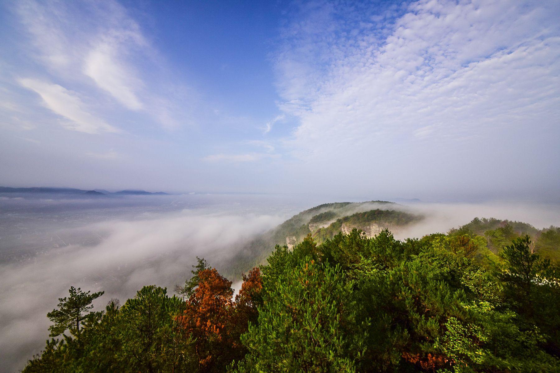 Dongyang Sandu Pingyan Scenic Area