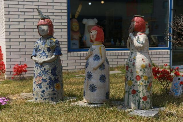 Icheon Pottery Village