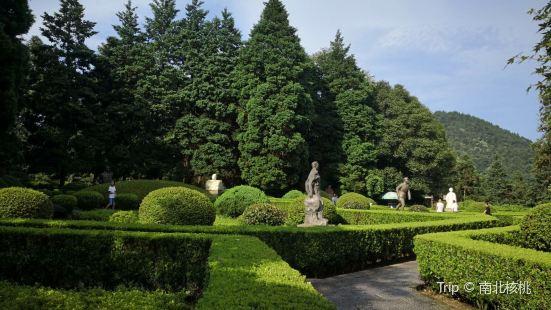 井岡山雕塑園