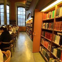 스웨덴 왕립 도서관 여행 사진