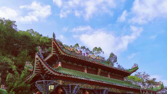 神光山旅遊風景區-神光佛園