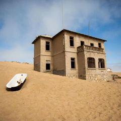 Kolmanskop Ghost Town User Photo