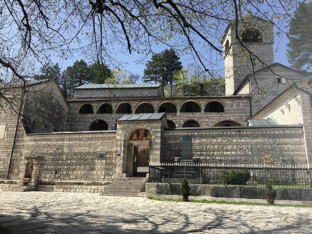 采蒂涅修道院