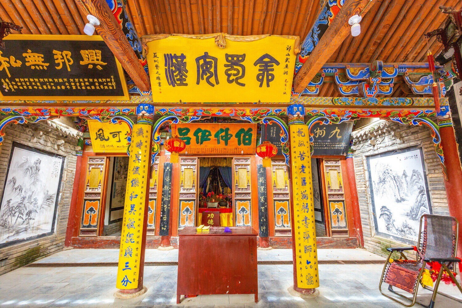 Wu Hou Shrine