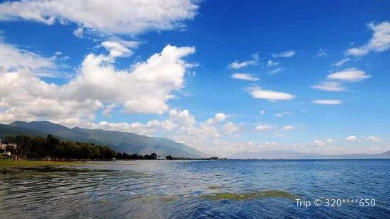 二龍湖風景區
