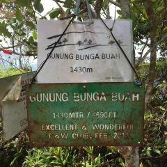 Gunung Bunga Buah User Photo