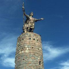 monumento Pachacuteq User Photo