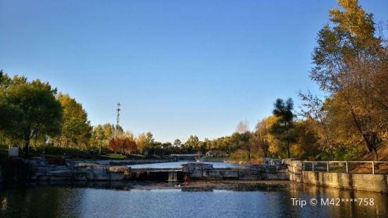天水湖公園
