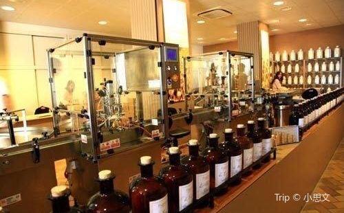 格拉斯香水店