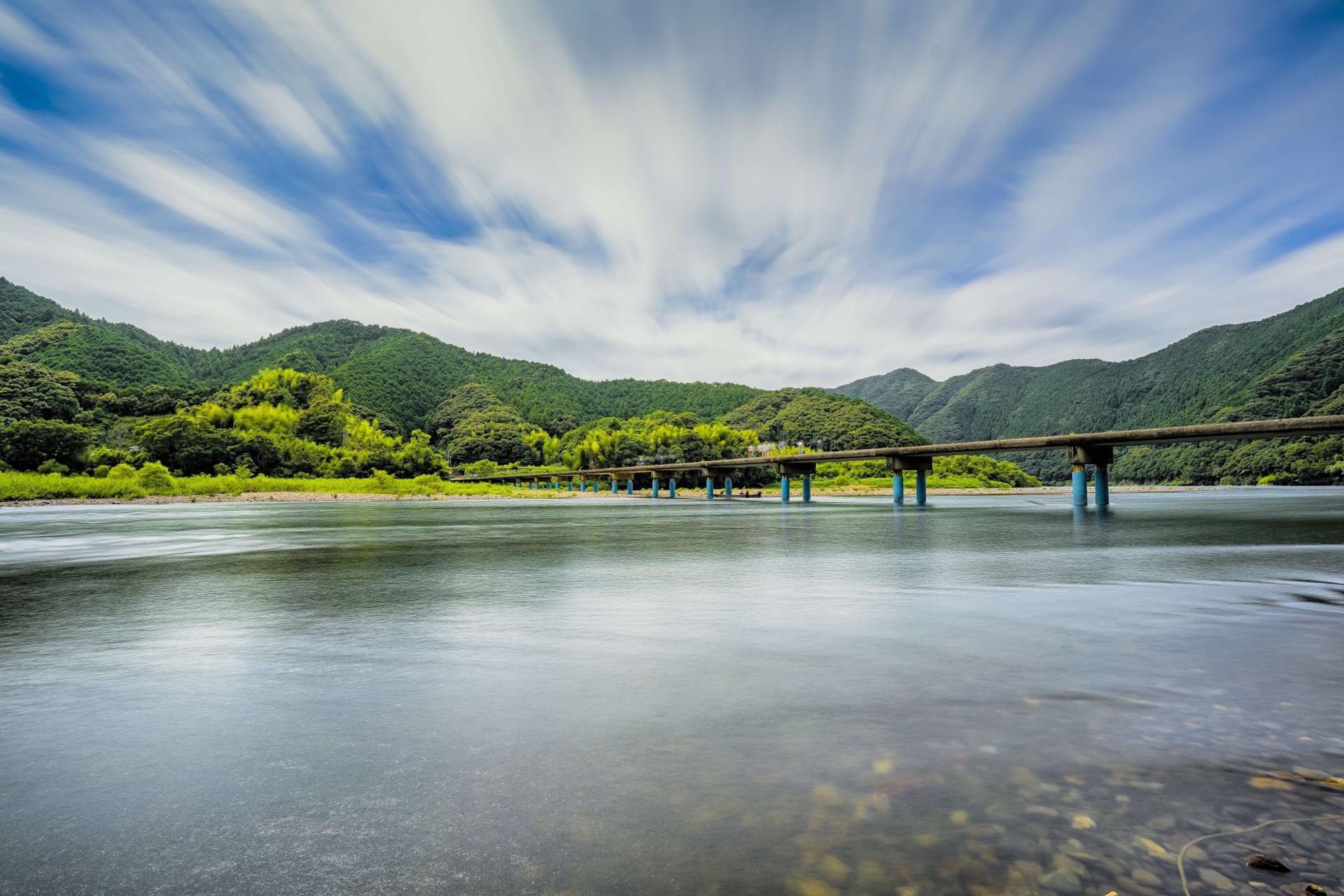 Kachima Chinka Bridge