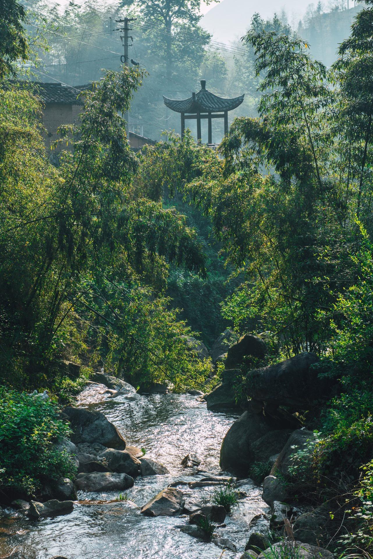 白銀谷景區