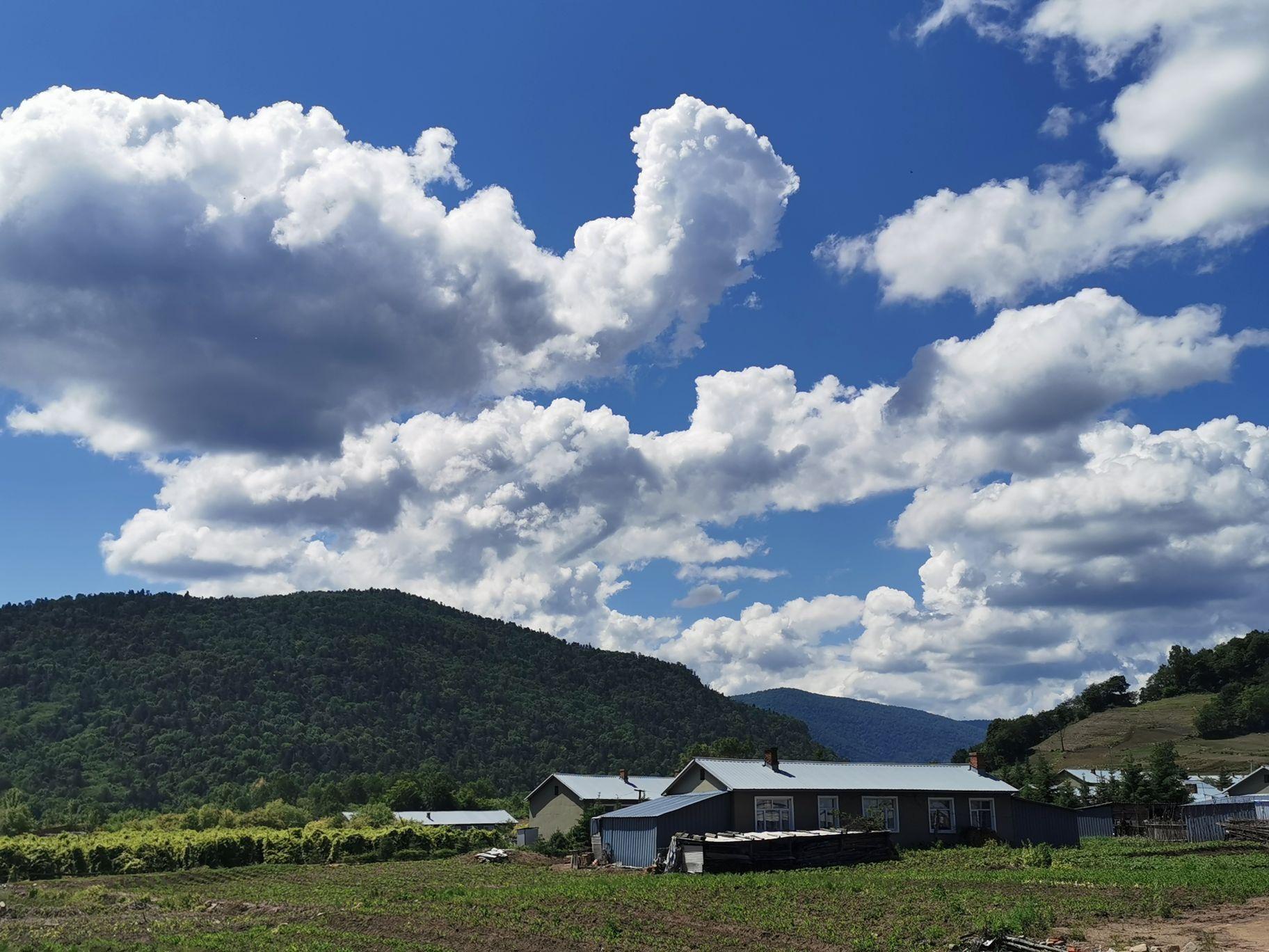 Luolemi Mountain Sceneic Area