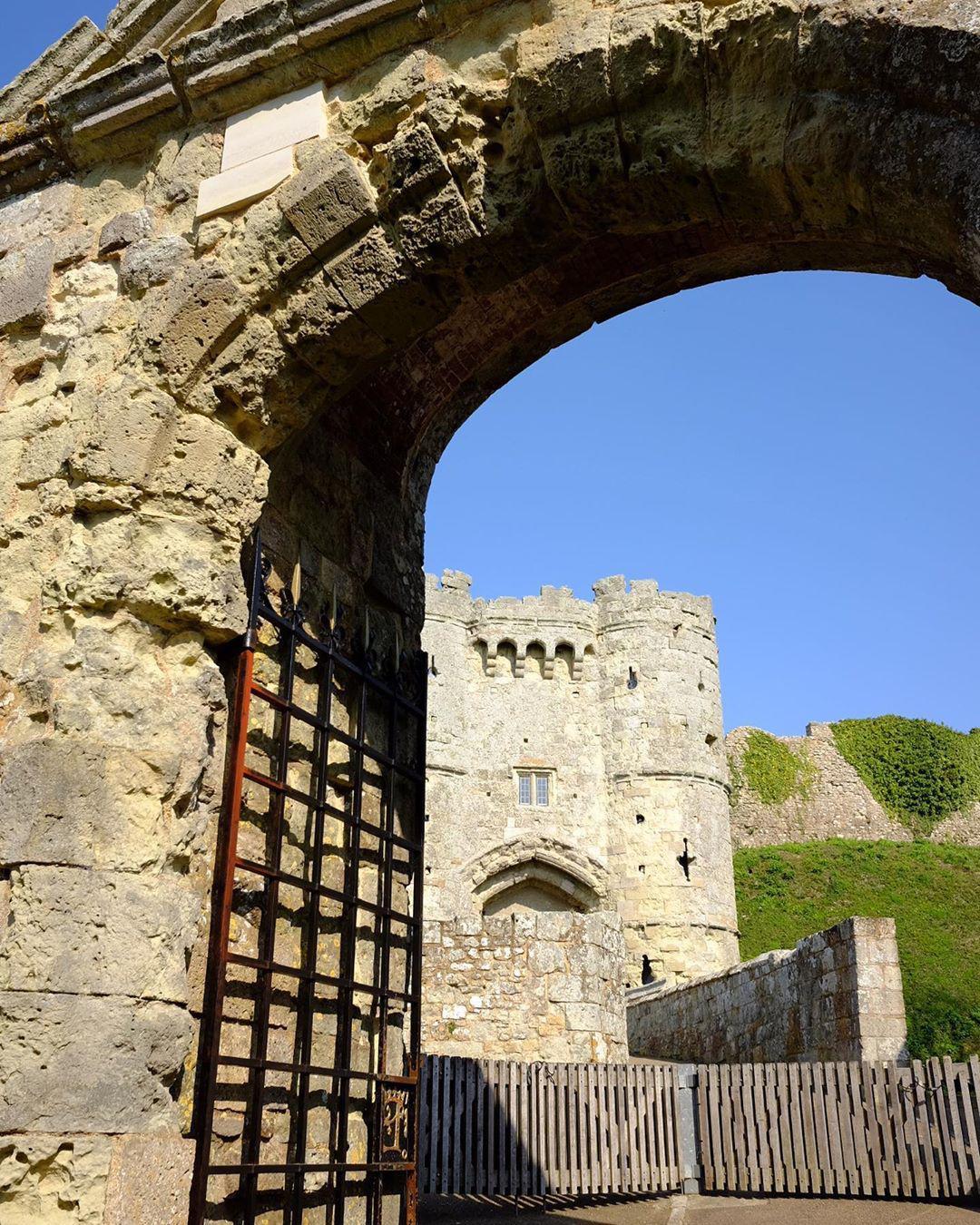 Carisbrooke城堡