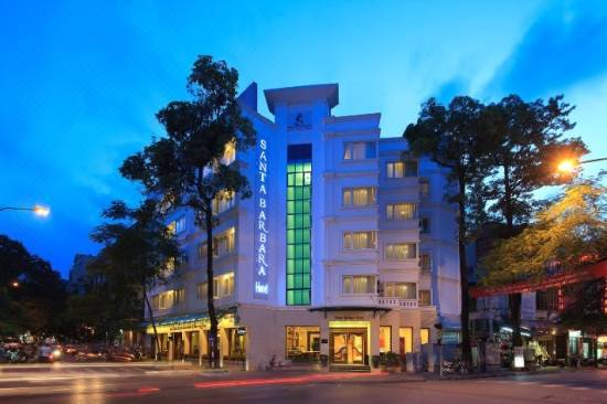 Santa Barbara Hotel And Spa Reviews For 4 Star Hotels In Hanoi Trip Com