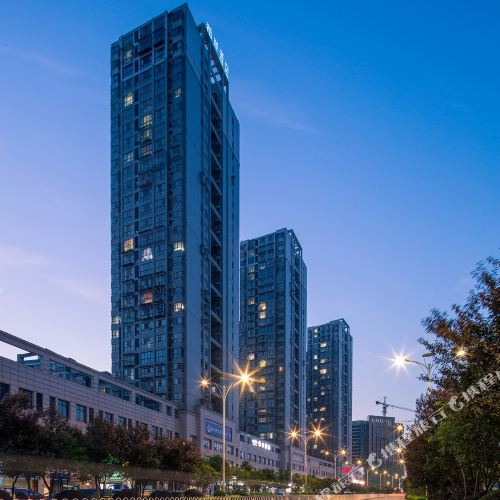 XANA Hotel (Xiangtan High Speed Railway North Station, Hunan University of Science and Technology)