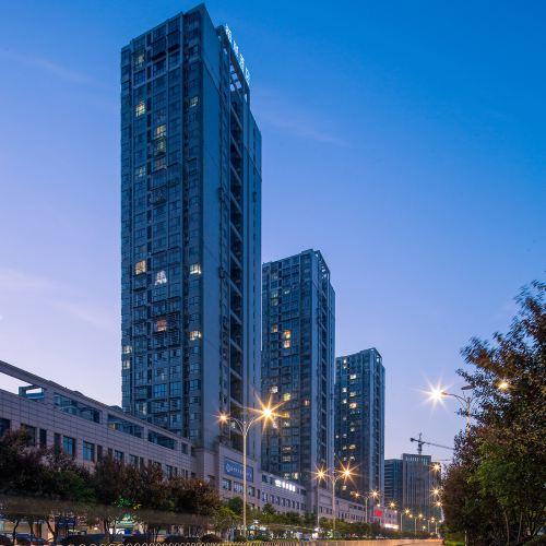 XANA Hotel (Xiangtan High Speed Railway North Station, Hunan University of Science and Technology)