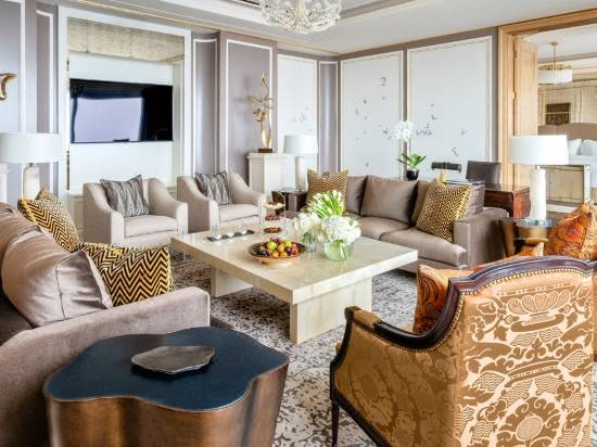 Four Seasons Hotel Jakarta Reviews For 5 Star Hotels In South Jakarta Trip Com
