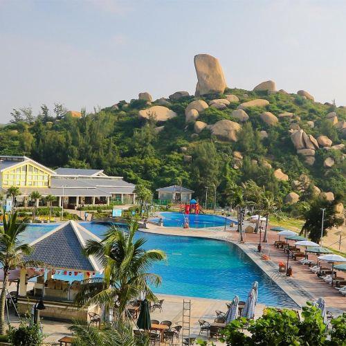 台山那琴半島地質海洋公園酒店