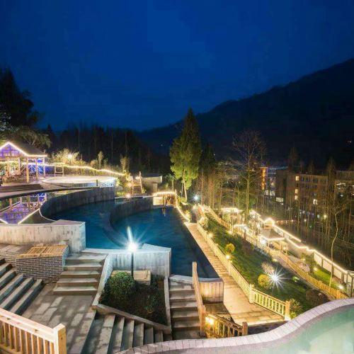 Lafei Xilong Hot Spring Hotel (Chongzhou Jiulonggou)