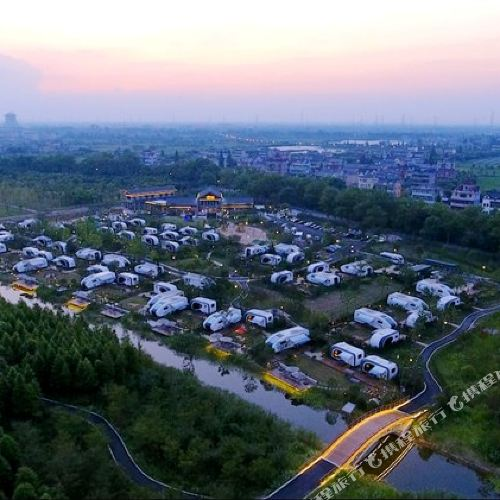 Wonderland RV Camp Haining Yanguan