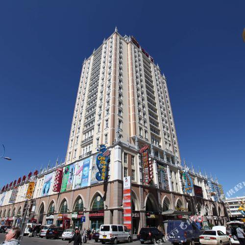 滿洲里大飯店