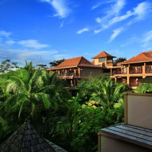 Baoting Rainforest Fairyland Resort & Spa Qixian Mount