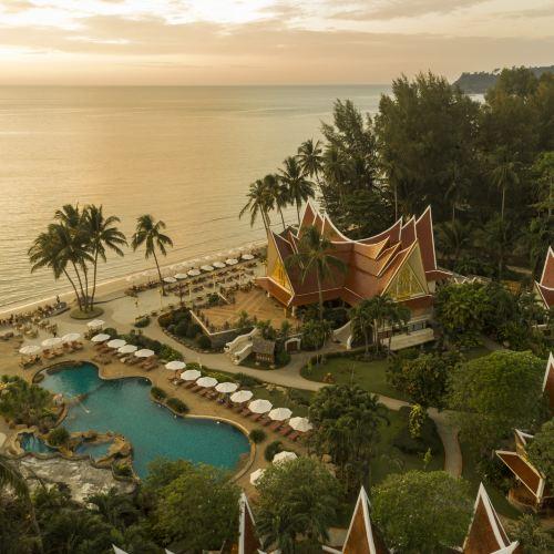 象島聖思雅林木度假酒店