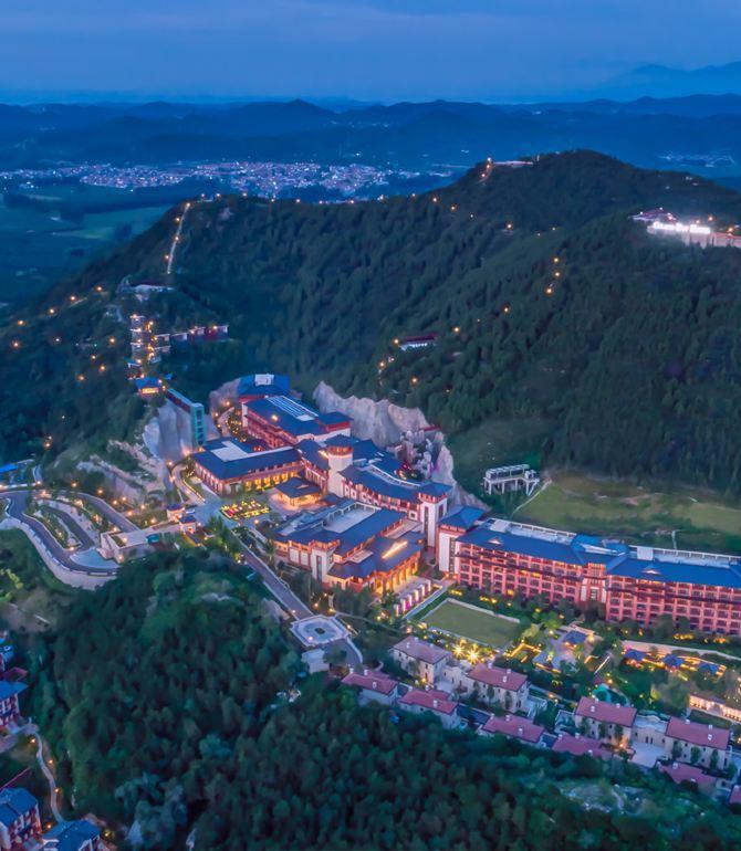 北京海灣半山温泉酒店