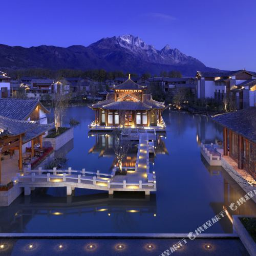 Jinmao Hotel Lijiang, in the Unbound Collection by Hyatt