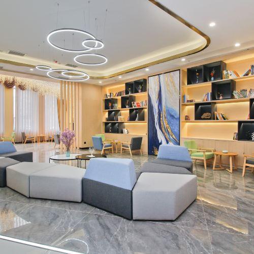 Yueli Hotel (Weinan Bei'ou)