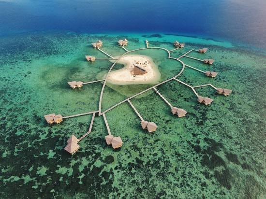 Pulo Cinta Eco Resort Gorontalo Room Reviews & Photos - Gorontalo 2021  Deals & Price | Trip.com