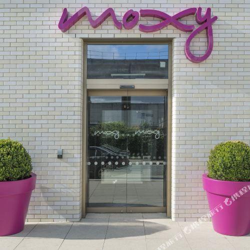 Moxy London Stratford