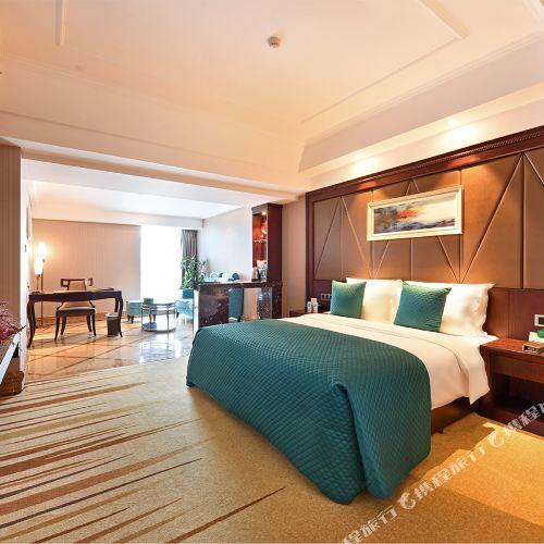 Merlinhood hotel(Convention center branch,Dayan pagoda,Xiaozhai Qujiang district, Xi'an)