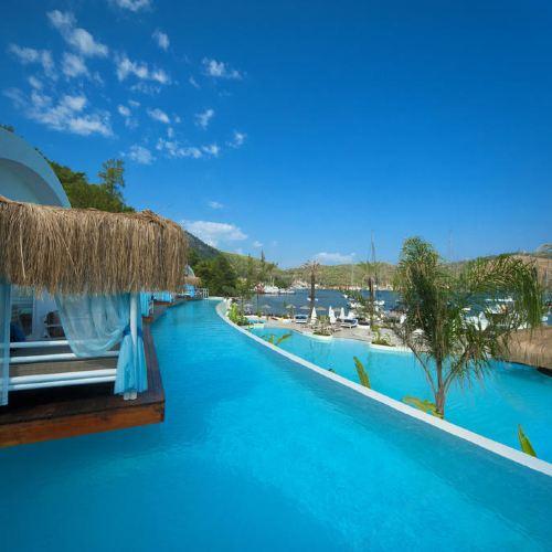 遊艇經典酒店-精品級度假村