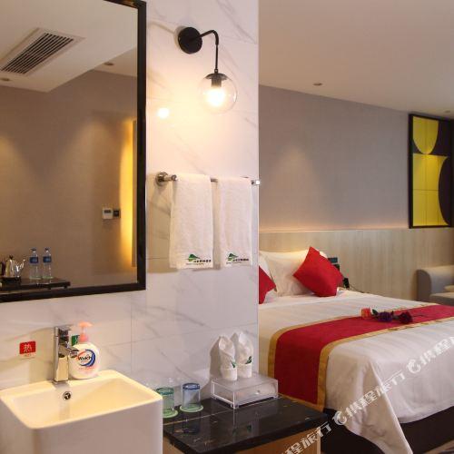 Shanshui Trend Hotel (Huizhou Dayawan Longshan)