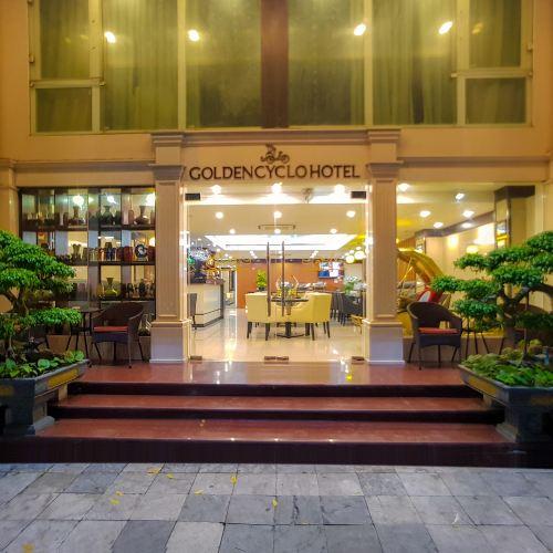 Golden Cyclo Hotel Hanoi