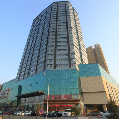 Vienna Hotel (Laizhou Bus Station Langhu International Plaza)